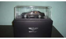 Bentley Mulsanne Speed  2014, масштабная модель, Kyosho, 1:43, 1/43