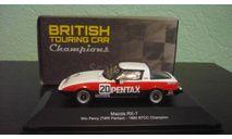 Mazda RX-7 Rally   1980  BTCC Champion, масштабная модель, Atlas, scale43