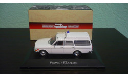 Volvo 145 Express Ambulance, масштабная модель, Atlas, 1:43, 1/43