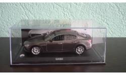 Maserati Ghibli 2013, масштабная модель, Leo Models, scale43