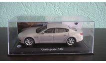 Maserati Quattroporte GTS, масштабная модель, Leo Models, 1:43, 1/43