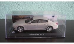 Maserati Quattroporte GTS, масштабная модель, Leo Models, scale43