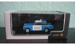 Triumph Herald UK Police 1962, масштабная модель, Premium X, 1:43, 1/43