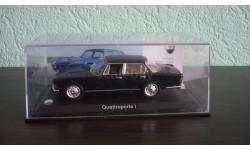 Maserati Quattroporte I 1963, масштабная модель, Leo Models, scale43