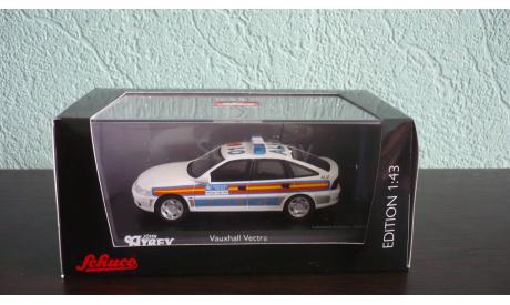 Vauxhall Vectra Metropolitan Police 1997 (Opel Vectra), масштабная модель, Schuco, 1:43, 1/43