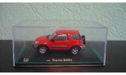 Toyota RAV4, масштабная модель, Bauer/Cararama/Hongwell, scale43