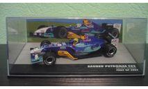 Sauber C23 Formula 1 2004 Felipe Massa, масштабная модель, Altaya, 1:43, 1/43