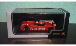 Nissan GT-R LM Nismo 24h LeMans 2015, масштабная модель, Premium X, scale43