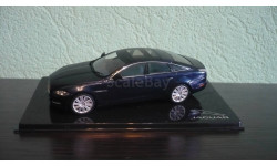 Jaguar XJ (X351) 2009, масштабная модель, IXO Road (серии MOC, CLC), 1:43, 1/43