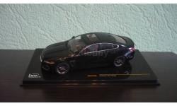 Jaguar XFR black