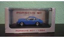 Porsche  911 (901) 1964, масштабная модель, Atlas, scale43
