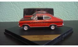 Opel Kadett B Coupe Fastback Rallye 1967, масштабная модель, Vitesse, 1:43, 1/43