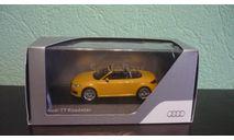 Audi TT  Roadster, масштабная модель, iScale, scale43