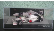 BAR Honda 002 #23 Italy GP formula 1 2000  Ricardo Zonta, масштабная модель, Altaya, 1:43, 1/43
