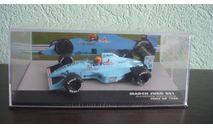 March Judd 881 #15 Italy GP Formula 1 1988  Mauricio Gugelmin, масштабная модель, Altaya, scale43