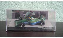 Jordan Ford 191 #32  Italy GP formula 1 1991 Roberto Moreno, масштабная модель, Altaya, 1:43, 1/43