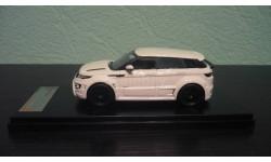 Range Rover Evoque by Onyx 2012, масштабная модель, Land Rover, Premium X, 1:43, 1/43