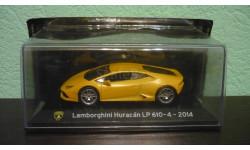 Lamborghini Huracan LP610-4 2014, масштабная модель, Altaya, scale43