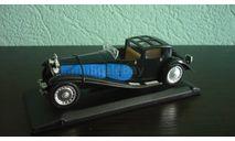 Bugatti Type 41 Royale 1928, масштабная модель, Atlas, scale43