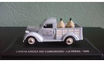 Lancia Ardea 800 Furgoncino Camioncino 1949, масштабная модель, Altaya, scale43