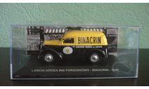 Lancia Ardea 800 Furgoncino Binacrin 1949, масштабная модель, Altaya, scale43