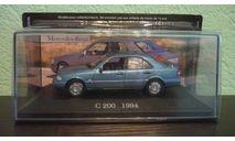 Mercedes-Benz C200 W202 1994, масштабная модель, Altaya, scale43