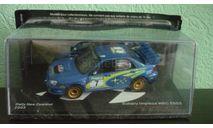 SUBARU  IMPREZA WRC #7  RALLY NEW ZEALAND 2003, масштабная модель, Altaya Rally, 1:43, 1/43