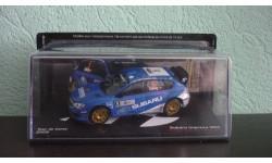 Subaru Impreza WRC #5 RALLY TOUR DE CORSE 2008