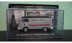 Volkswagen Transporter T2 Frigerio Gomme 1976