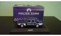Saab 99 Polizei Finland 1974