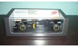 Renault R.S.16 Formula 1  Winter Tests 2016, масштабная модель, Spark, 1:43, 1/43