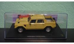 Lamborghini LM002 1986, масштабная модель, Leo Models, scale43