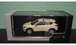 Mazda CX-5 Taxi 2012, масштабная модель, Premium X, scale43