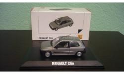 Renault Clio  1990, масштабная модель, Norev, 1:43, 1/43