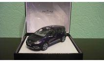 Renault Espace Initiale Paris 2014, масштабная модель, Norev, 1:43, 1/43
