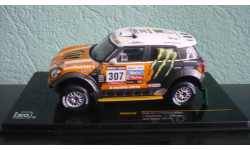Mini All 4 Racing  #307  Rally Dakar 2013