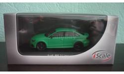 Audi RS 3 Limousine, масштабная модель, iScale, 1:43, 1/43