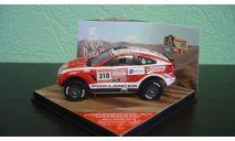 Mitsubishi Racing Lancer  #310, Rally Dakar 2012, масштабная модель, Vitesse, scale43