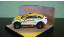 Mitsubishi Lancer Racing  #201, Rally dos Sertoes 2012, масштабная модель, Vitesse, scale43