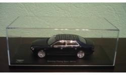 Bentley Flying Spur W12 dark Blue Metallic, масштабная модель, Kyosho, 1:43, 1/43