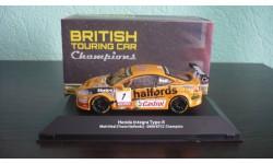 Honda Integra Type-R #1 BTCC champion 2006 Matt Neal, масштабная модель, Atlas, scale43