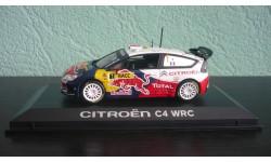Citroen C4 WRC No.1, Rally Catalunya, масштабная модель, Citroën, Norev, 1:43, 1/43