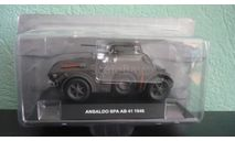 Ansaldo Spa AB 41 1946, масштабная модель, Lancia, Altaya, scale43