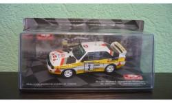 Audi Quattro Sport #3 Rallye Monte Carlo 1985