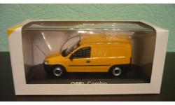 Opel Combo Lieferwagen 2002, масштабная модель, Minichamps, 1:43, 1/43