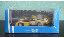 Renault Alpine A 442B Sieger 24h Le Mans 1978, масштабная модель, Atlas, 1:43, 1/43