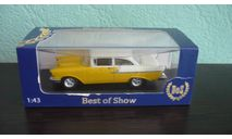 Chevrolet 150 2-Door Sedan 1957  BOS Models, масштабная модель, Best of Show, 1:43, 1/43