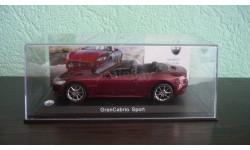 Maserati Gran Cabrio Sport 2013, масштабная модель, Leo Models, scale43