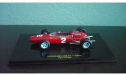 Ferrari F1 158F1 # 2   J.SURTEES   1964, масштабная модель, Altaya, 1:43, 1/43