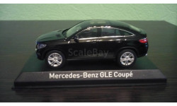 Mercedes-Benz  GLE Coupe 2015, масштабная модель, Norev, scale43
